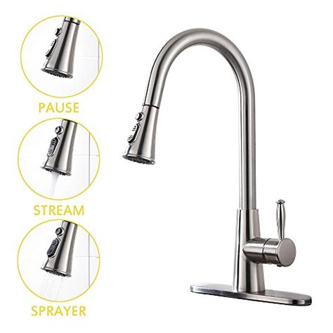 single lever kitchen faucets 2018 top 10 best single handle kitchen faucets review aug 2018 a guide