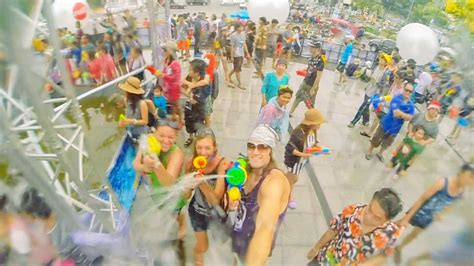 new year festival thailand songkran festival thai new year 14 getting sted