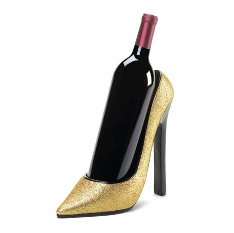 high heel wine holders wine bottle holder high heel shoe wine racks bottle