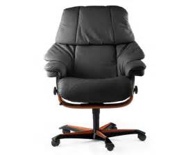 fauteuil de bureau dossier inclinable stressless