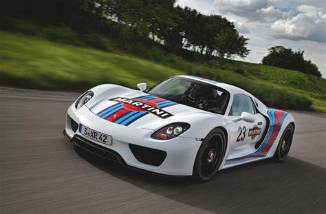 Foto Porsche 918 Spyder Prototype Racing Porsche