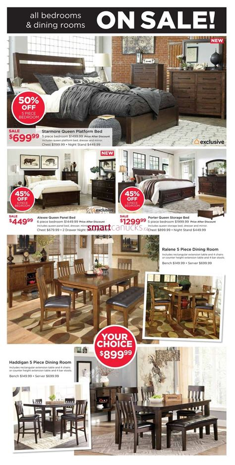 home store black friday preview sale on flyer