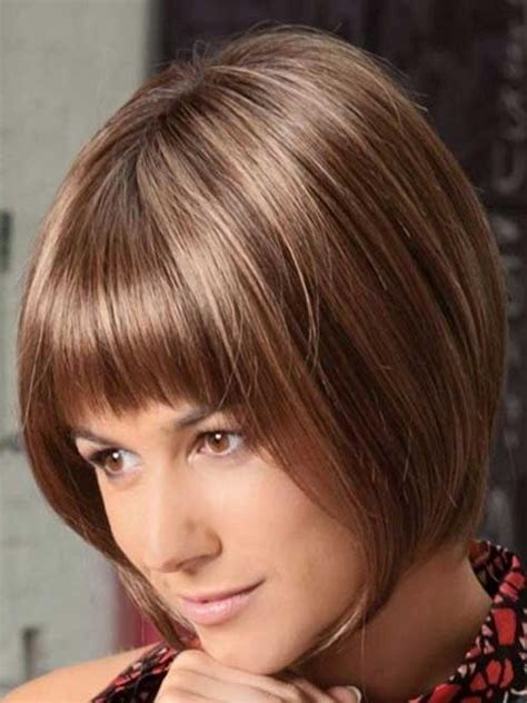 2016 inverted bob hairstyles with bangs photo gallery of inverted bob hairstyles with bangs