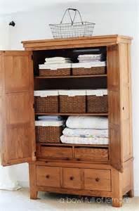 25 best ideas about linen cabinet on linen