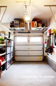 How To Organize A Garage 12 Organized Garage Ideas Momof6