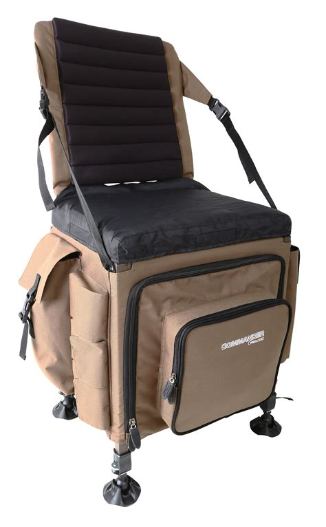 armchair commander prologic commander chair backpack 87x53x40cm