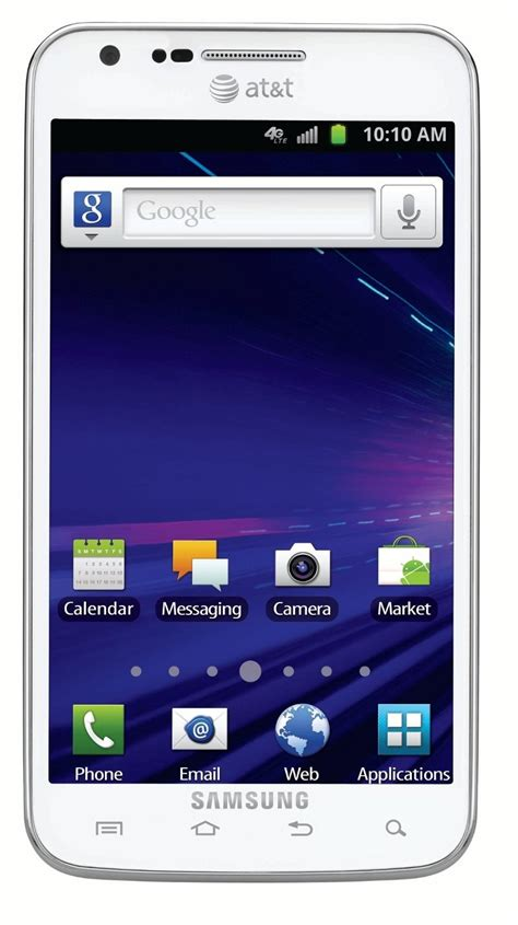 unlocked android phones samsung galaxy sii skyrocket white android phone unlocked condition used cell phones