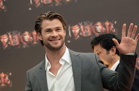 Film Thor Attore | l attore chris hemsworth presenta thor a roma nel 2011