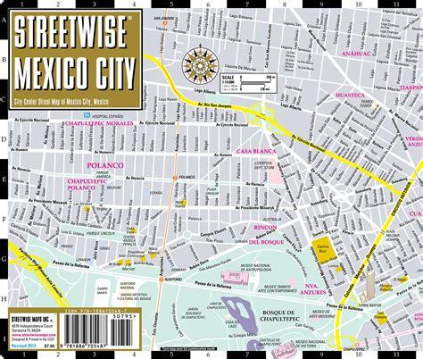 tourist map of mexico city map of mexico city mexico map