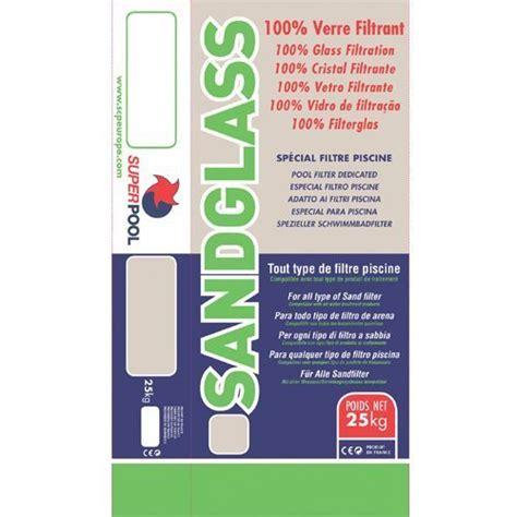 Verre Filtrant Piscine 4976 by Verre Filtrant Sandglass Id 233 Es Piscine