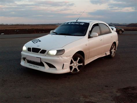 tuning daewoo lanos view of daewoo lanos 1 5 i mt photos video features and