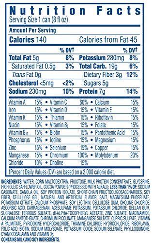 Glucerna Nutritional Info - Nutrition Ftempo Nutrition Menu Panda Express