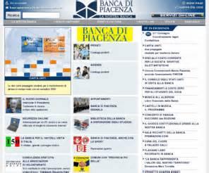 www banco di sicilia it bancadipiacenza it banca di piacenza