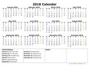 Calendar 2018 Singapore With Week Printable 2018 Calendar