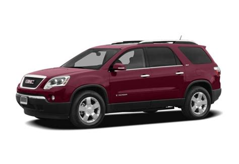 pictures of a gmc acadia 2008 gmc acadia pictures photos carsdirect