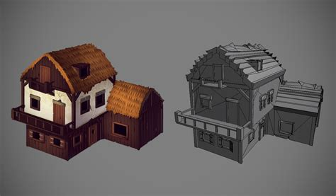 3d model and draws of house in athens irene kastriti 3d artist cross of the dutchman