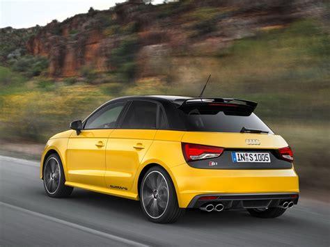 Audi S1 by 232 Ve 2014 L Audi S1 Quattro Avant L Heure Plan 232 Te