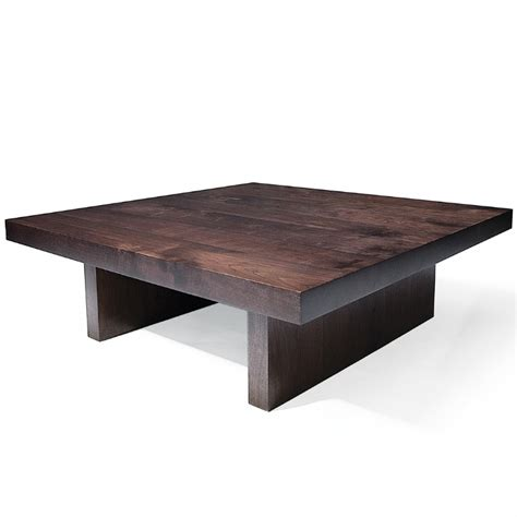 Coffee Tables Ideas: Awesome square coffee table wood and glass Square Dining Room Tables, Large