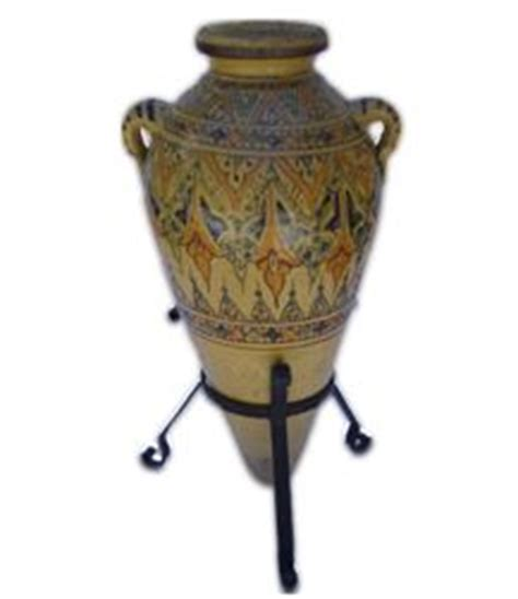 céramique ottomane vase ceramique poterie nabeul sign 233 awlad chemla tunis