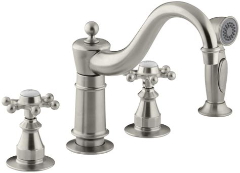faucet k 158 3 bn in brushed nickel by kohler
