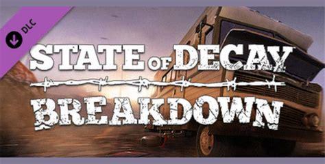 state  decay breakdown walkthrough