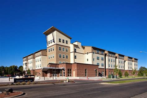 cwu housing central washington university wendell hill hall pcs structural solutions