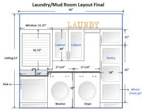 Mud Room Dimensions Laundry Room Am Dolce Vita