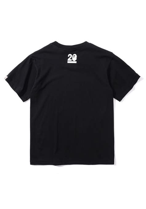 Kaos Bape A Bathing Ape 64 a bathing ape bape collage t shirt black