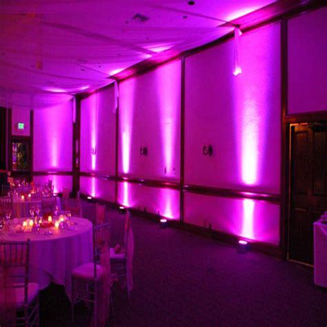 Up Lighting Rental by Event Lighting Led Light Rentals Miami