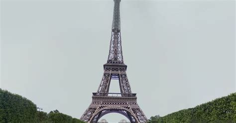 Google Images Eiffel Tower   google crafts a breathtaking tour of eiffel tower