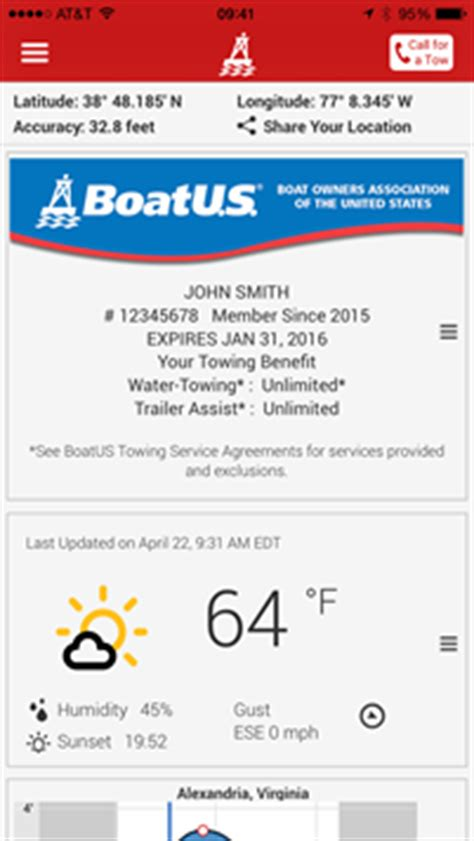 boat us towing discount boatus towing app free for all boaters boatus