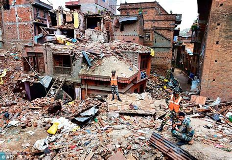 Earthquake Disaster Management | india can t afford to ignore disaster management daily