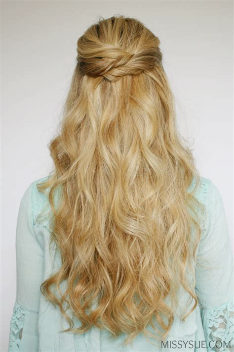 3 easy prom hairstyles sue