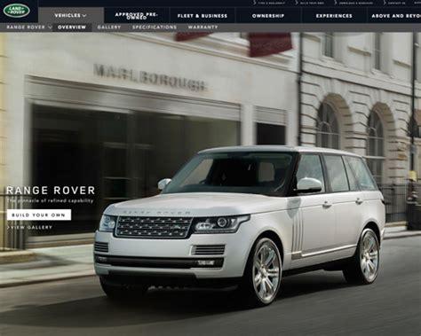 jaguar land rover corporate website html autos