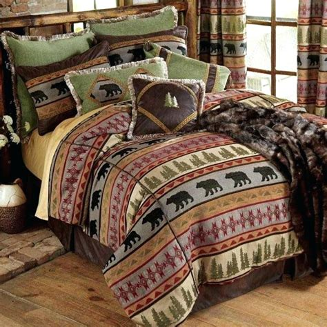king comforter sets rustic full size of rustic quilt cover