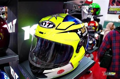 Helm Kyt Kr1 Sport tmcblog 187 light review helm kyt kr1 sport replika aleix espargaro