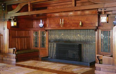 Interior Design Livingroom by Gamble House Inglenook Sconce Mcglynn On Making