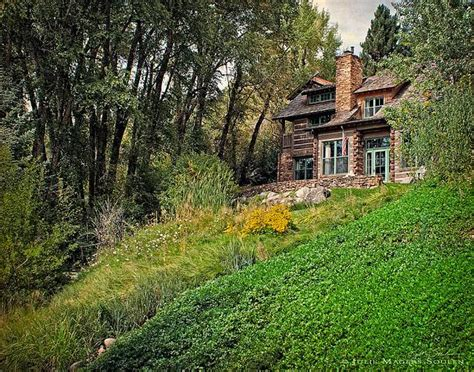 Cabin In The Woods Colorado by Home In Colorado Paperblog