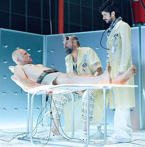 terry gilliam zero theorem review the zero theorem review terry gilliam s latest is a tale