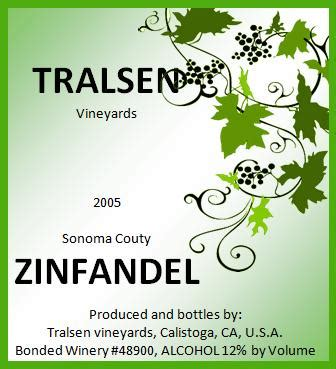 wine label template word wine label template free word templatesfree word templates