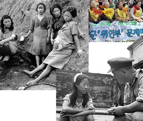 Comfort Women World War Ii Sex Slavery Continued Call