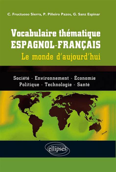 le thme espagnol grammatical 2729894195 l 233 gislation responsabilit 233 233 thique et d 233 ontologie organisation du travail sant 233 publique n