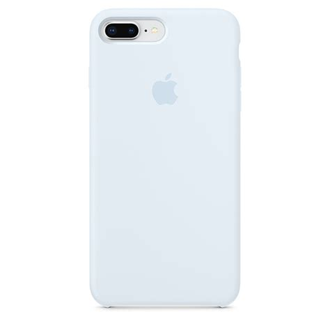 iphone    silicone case sky blue apple uk