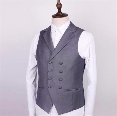 breasted vest buy wholesale mens breasted vest from china