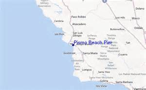 pismo pier surf forecast and surf reports cal san