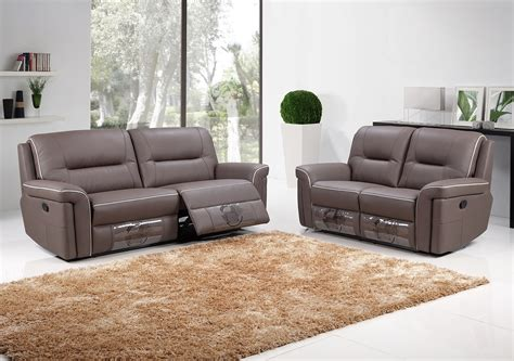 Lounge Recliners by 3rr 2rr F9203 Modern Recliner Lounges Suite Fortune