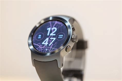 android watches for lg s new android wear watches are official the verge