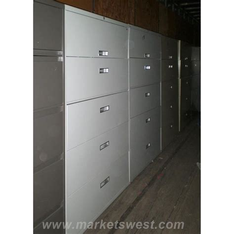 Lateral File Cabinets Used 5 Drawer Lateral File Cabinets Used