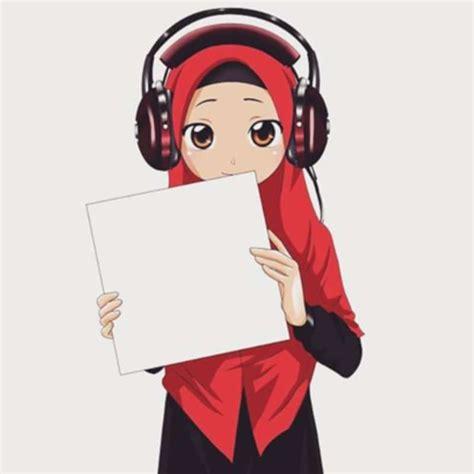 kartun muslimah lucu anak cemerlang