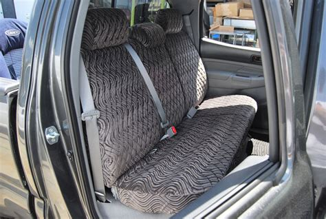 toyota custom seat covers toyota tacoma custom made factory fit seat cover ebay